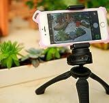 Fotopro Selfie Stick mit Stativ, Bluetooth-Fernauslöser für iPhone, Samsung und andere Smartphone, Kamera und GoPro - 6