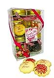 Chocolat Bonne fête maman fête des mères fabrication artisanale - Coffret 4 bonbonnières gourmandes cadeaux fin d'année scolaire - Gourmandises chocolat maman mere