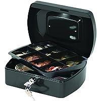 Q CONNECT 8IN CASH BOX BLACK - Confronta prezzi