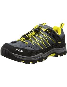 CMP CMPRigel - Zapatillas de Trekking y Senderismo de Media caña Niños