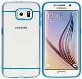 kazoj Schutzhülle Samsung Galaxy S6 protector Hülle - transparente Rückseite