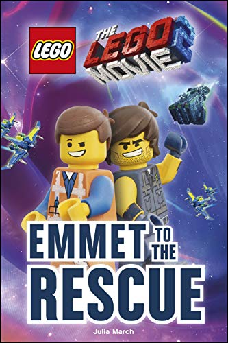 THE LEGO Movie 2 Emmet to the Rescue (DK Readers Level 1)