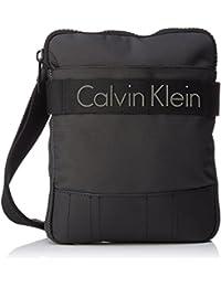 Bolso hombre con bandolera CK CALVIN KLEIN artículo K50K502856 MADOX FLAT CROSSO