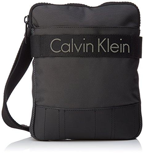 CALVIN KLEIN K50K502856 TRACOLLA Uomo Nero (Black)