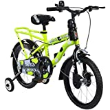 Mad Maxx Steel Kids Humber 16T Road Cycle, 16 inches for 4 to 6 Years Child