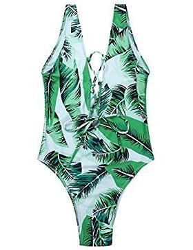 Moderno y cómodo bikini swimsuit _. Impresión digital, moderno y cómodo bikini moda ropa de baño apretado eb,...