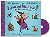 Room on the Broom and Other Songs Book and CD (Book & CD)
