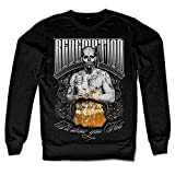 Officially Licensed Merchandise Suicide Squad Redemption Sweatshirt (Black), XX-Large