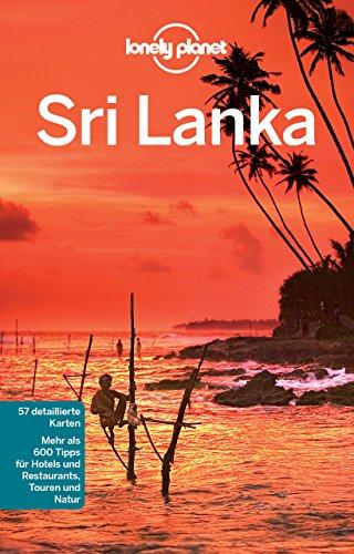 Lonely Planet Reiseführer Sri Lanka: Bitte beachten Sie, dieser Titel ist bereits in einer neuen Auflage erhältlich!: mit Downloads aller Karten (Lonely Planet Reiseführer E-Book) - Ausländische Karte