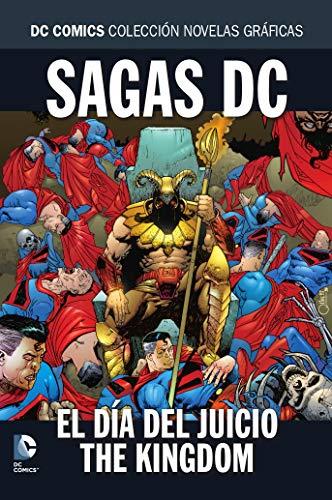 Colección Novelas Gráficas - Especial Sagas DC: El día del juicio/T