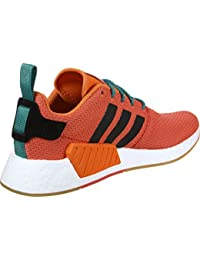 best loved af9fd 4e1ea Adidas NMD R2 Summer Trace Orange Gum White