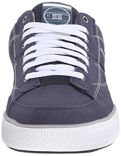 Skechers Arcade Chat Mf, Sneakers Basses homme Bleu