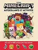 Minecraft:Autocollants et activités