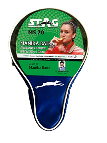 Stag Manika Batra MS-20 Table Tennis Racquet