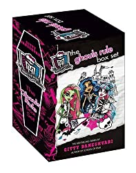 Monster High Ghouls Rule Box Set (Monster High: Ghoulfriends Forever)
