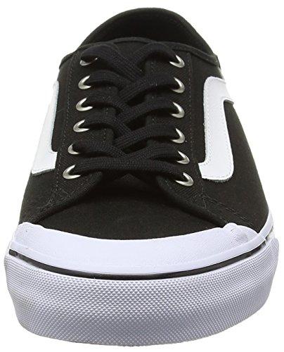 Vans Black Ball Sf, Baskets Basses Homme Noir (Black/True White)