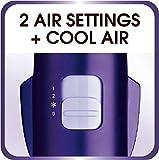Rowenta CF9320 Rotierende Warmluftbürste Brush Activ Volume & Shine -