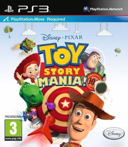 Disney Interactive Sw Ps3 GIAC000033 Toy Story Mania (Toy Story-spiele Für Ps3)