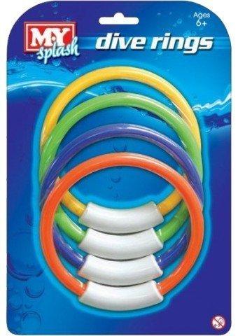 M.Y 4 Unterwasser Dive Ringe Schwimmen/Tauchen Sinkende Schwimmbad Spielzeug