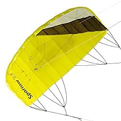 Qeedo - Sparrow 2.1 Trainer-Kite mit Bar (4-Leiner Lenkmatte)
