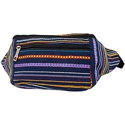 Riñonera, bolsa de cadera 3 bolsillos (Color 3)