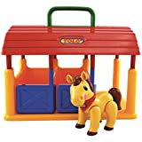 Tolo Toys - First Friends Stable and Pony