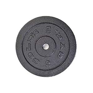 Golds Gym GG-P122100 Disque hammertone de style olympique 10 kg