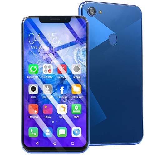 Sonnena 6,1 Zoll großer Bildschirm Ultradünne Android 6.0 Quad-Core 1 GB + 8 GB GSM WiFi Dual SIM 8.0MP Smart Mobiltelefon
