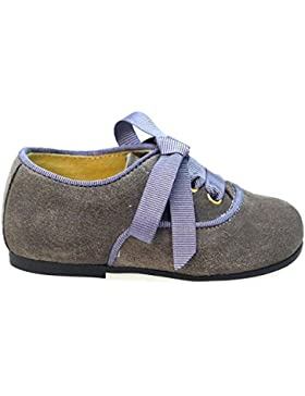 CLARYS Zapatos Primeros Pasos Vestir Ceremonia 0799 Gris