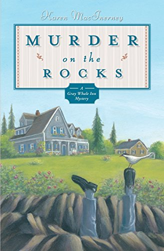 Murder on the Rocks: A Gray Whale Inn Mystery (Gray Whale Inn Mysteries)