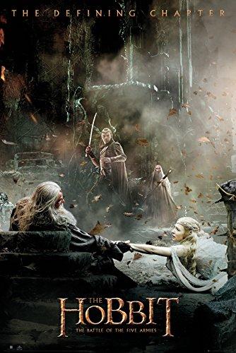 GB eye LTD, The Hobbit, La Batalla de los cinco ejércitos After, Maxi Poster, 61 x 91,5 cm