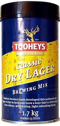 tooheys-classic-dry-lager-beer-kit-homebrew-beermaking-23l-5-gallons-40-pints