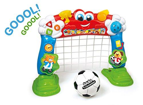 Clementoni 69468.6-Interaktives Fußballtor