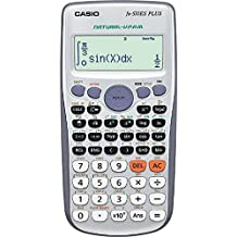 Casio Fx-570es Fx570es Plus 2-line Display Scientific Marix Vector Calculations Calculator with 417 Functions Limited Edition. by Casio