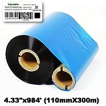 Cinta de transferencia térmica (110mmx300m)