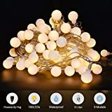 Best DEI String Lights - 10M String Lights with Plug, ESEYE 100 LED Review
