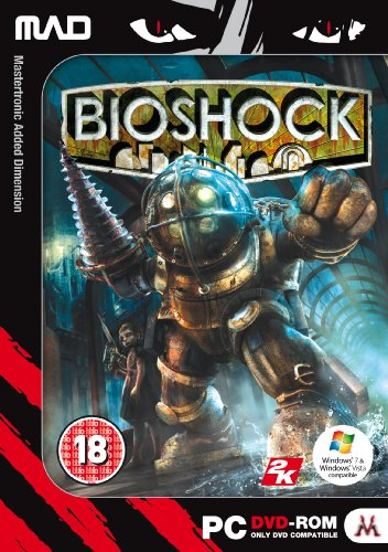 BioShock (PC DVD) [Importación inglesa]