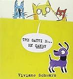 Scarica Libro Tre gatti e un cane Ediz illustrata (PDF,EPUB,MOBI) Online Italiano Gratis