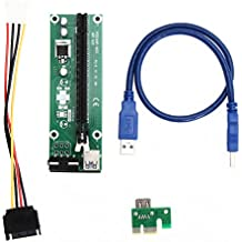 PCI-E, bus d'interconnessione per aggiungere schede di estensione nel computer Green 0.3M Cable