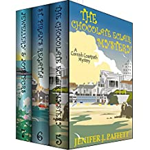 Cornish Coastpath Mysteries: Collection 2 - Books 5, 6 and 7