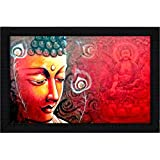 JSOnline Buddha Paintings || Buddha Painting || Buddha Wall Paintings || Buddha Wall Stickers || Buddha Wall Poster || Buddha Canvas Painting || Buddha Paintings Framed || Buddha Paintings With Frame || Buddha Wall Painting With Frame || Large Size For Li