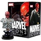 Red Skull Marvel Büst Bust Icons Diamond Select