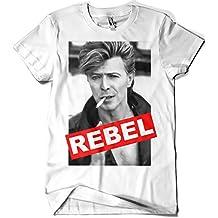Camiseta David Bowie Rebel