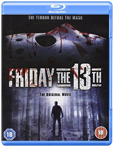 (WARNER HOME VIDEO Friday The 13Th [BLU-RAY])