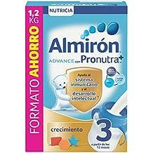 Almirón Advance con Pronutra 3 Leche de crecimiento en polvo desde los 12 meses- 1,2 kg