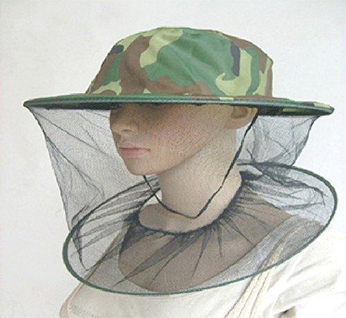 Moskito Insekt Schutz Kopf Netz Kopfnetz Moskitonetz Neu Camo Moskitonetz