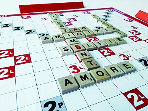 Editrice Giochi- Gioco da Tavolo Scarabeo, 6033993