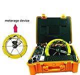 Sistema di controllo Mabelstar subacquea videocamera HD telecamera di sicurezza con cavo 20m Pushrod