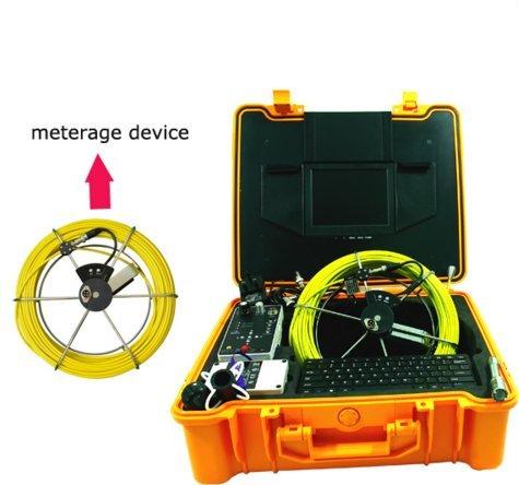 mabelstar Unterwasser Inspektionskamera HD Sicherheit Kamera System mit 20m Zugstange Kabel Waschschalen