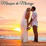 Musique de mariage – Jazz et musique piano, chansons d'amour pour le mariage et la fête...